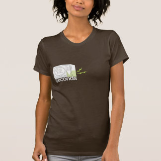 12seconds Classic  T-Shirt For The Ladies