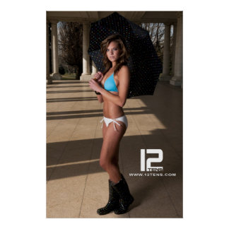 12tens - Angela Poster