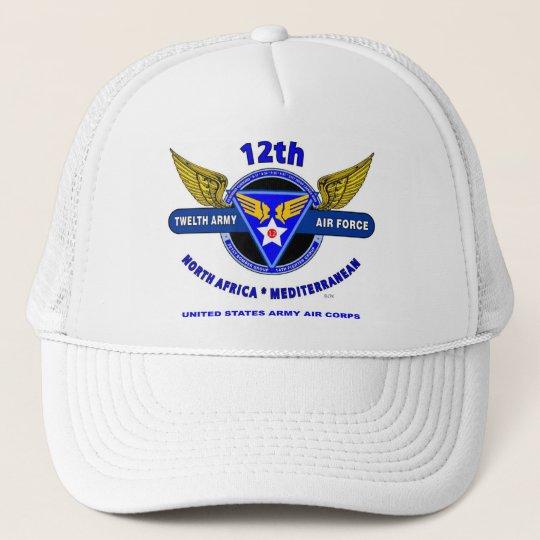 e4bd8662f80 12th Army Air Force World War II Trucker Cap