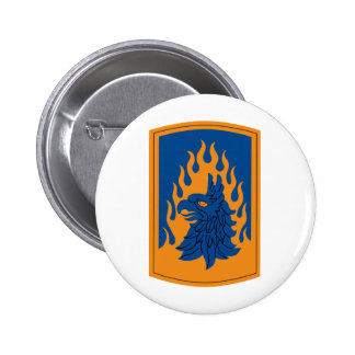 12th Aviation Brigade Pinback Button