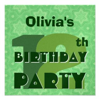 Free printable birthday party invitations pictures birthday party year birthday party ideas on 12 year old birthday party invitations 163 12 year old birthday filmwisefo