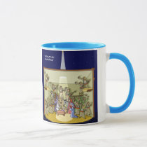 12th Day of Christmas (12 Drummers Drumming) Mug