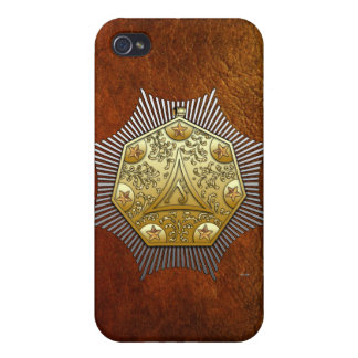 12th Degree: Master Architect Cover For iPhone 4