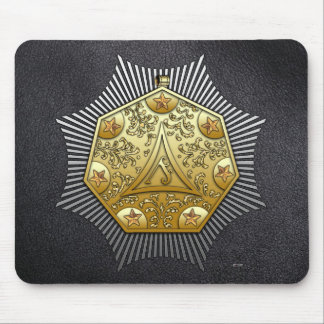 12th Degree: Master Architect Mousepad