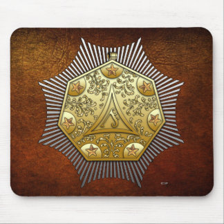 12th Degree: Master Architect Mouse Pad