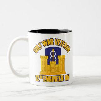 12th Engineer Bn - Gulf War Vet Coffee Mugs