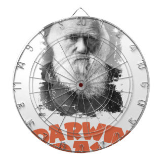 12th February - Darwin Day Dartboards