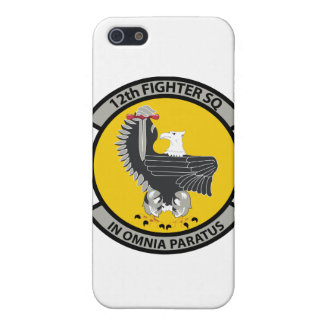 12th Fighter Squadron Case For iPhone SE/5/5s