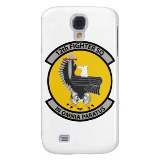 12th Fighter Squadron Samsung S4 Case