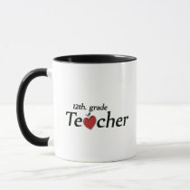 12th. Grade Teacher Mug