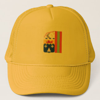 12th Infantry Regiment coat of arms Trucker Hat