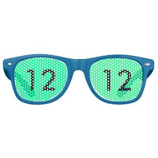 12th Man Seahawks Glasses Retro Sunglasses