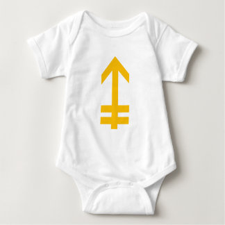 12th Panzer Division Baby Bodysuit