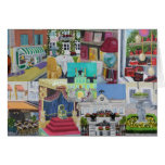12th Salon Anglo Saxon Notecard Stationery Note Card