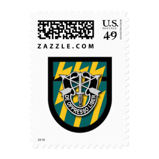 12th SFG-A 1 Postage Stamps