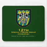 12th SFG-A 2 Mouse Pad