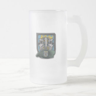 12th Special forces group iraq flash beer Mug
