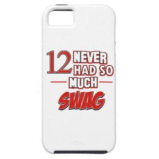 12th year birthday designs iPhone 5 case