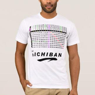 12x12 matrix a multiplication table ichiban japan T-Shirt