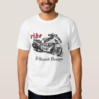 1300, D-Brand Designs T-shirt