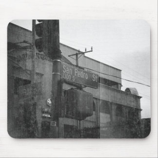 1300 S San Pedro St Sign Mouse Pad