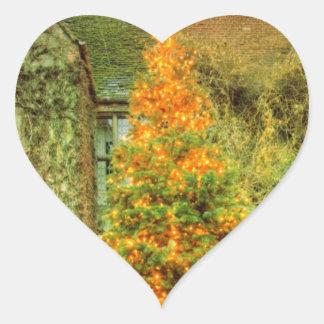 13066085 elizabethan christmas.jpg heart sticker