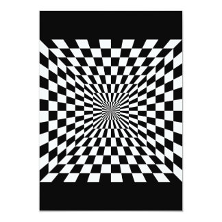1309062598_Vector_Clipart black white OPTICAL ILLU Card