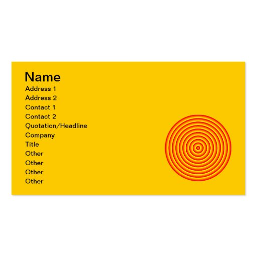1311633004_Vector_Clipart Double-Sided Standard Business Cards (Pack Of 100)