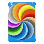 1312176857_Vector_Clipart COLORFUL CIRCLE SWIRLS L iPad Mini Cover