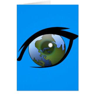 1312287950_Vector_Clipart earth eye icon logo Card