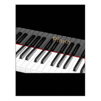 1312702225_Vector_Clipart black white Piano Postcard