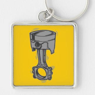 1313032011 pistón Inverso (motorista) Llaveros Personalizados