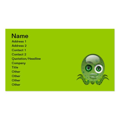 1314137299_Vector_Clipart monster octopus Business Cards