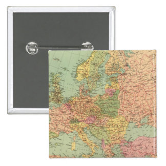 1314 Political Europe Pinback Button
