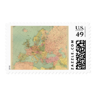 1314 Political Europe Postage