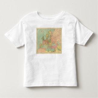 1314 Political Europe Toddler T-shirt