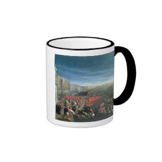 131-0057978/1 Riva degli Schiavoni, Venice Ringer Mug