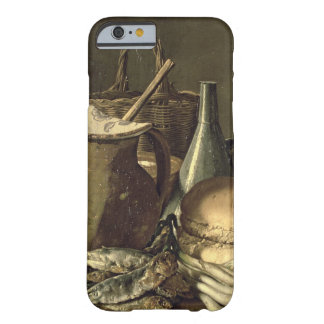 131-0058519/1 Still Life with Fish, Leeks and Brea Barely There iPhone 6 Case
