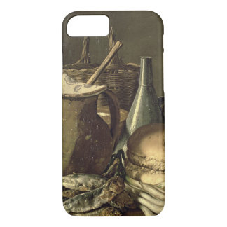 131-0058519/1 Still Life with Fish, Leeks and Brea iPhone 7 Case