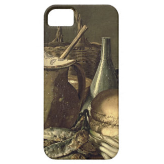 131-0058519/1 Still Life with Fish, Leeks and Brea iPhone SE/5/5s Case