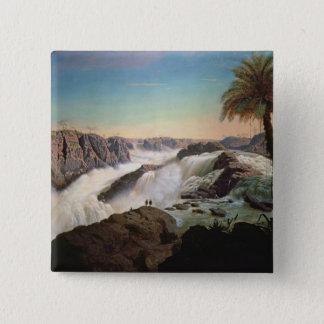 131-0059242 The Paulo Alfonso Falls, 1850 Button