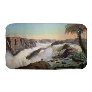 131-0059242 The Paulo Alfonso Falls, 1850 Case-Mate iPhone 3 Case