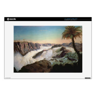 131-0059242 The Paulo Alfonso Falls, 1850 Laptop Decal