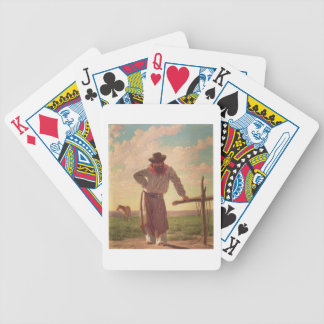 131-0059257 Twilight Bicycle Card Deck