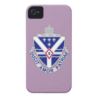 131st Infantry Regiment iPhone 4 Covers