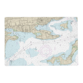 13224 BOTTOM RIGHT PANEL Providence River ... Placemat