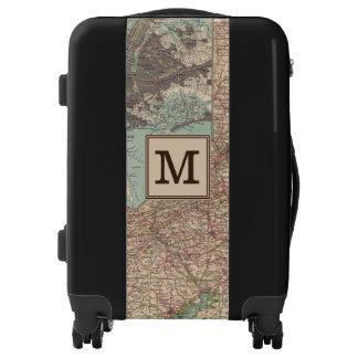 13233 Mass, Conn, RI, NJ, Del, Md | Monogram Luggage
