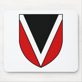 132nd Infanterie Division Mouse Pad