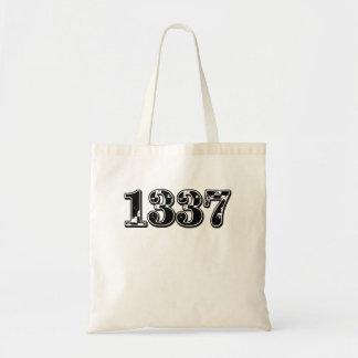 1337 $13.95 Tote Bag