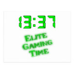1337 Gaming Time Postcards